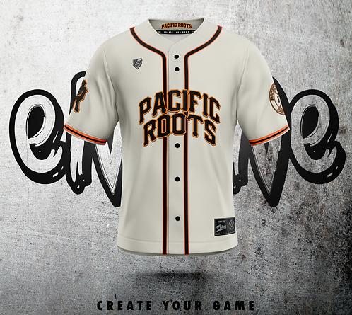 Pacific Roots 'CUSTOM' Ballpark Jersey