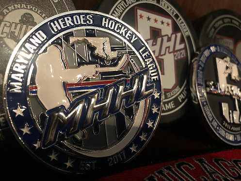 MHHL '5th Year Anniversary' Coin