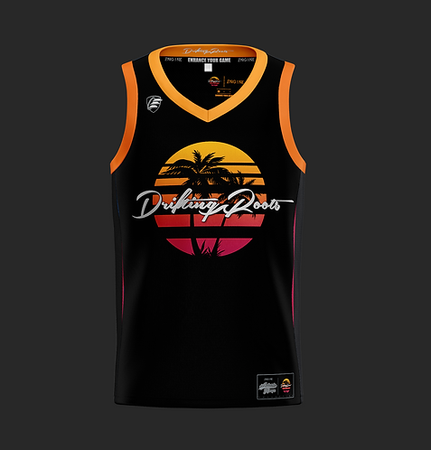 Drifting Roots 'Sunset Vibes' Jersey