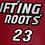 Thumbnail: Drifting Roots 'Miami Pride' Basketball Jersey