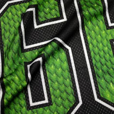 DIRECT SUBLIMATION NUMBERS