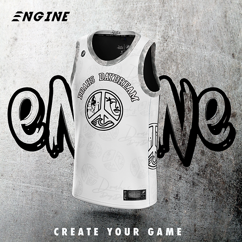Doah Day Dream 'Official' Basketball Jersey