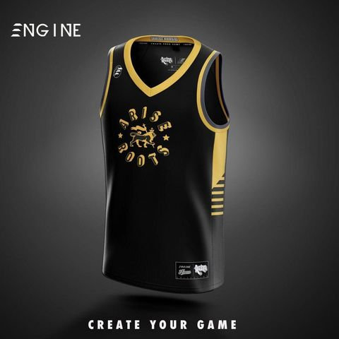 Arise Roots 'Conquering Lion' Official Jersey