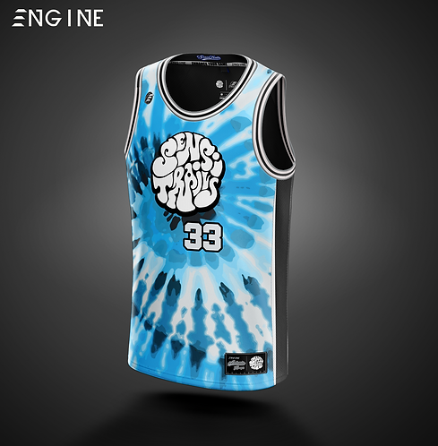 Sensi Trails 'Official Hoops' Jersey