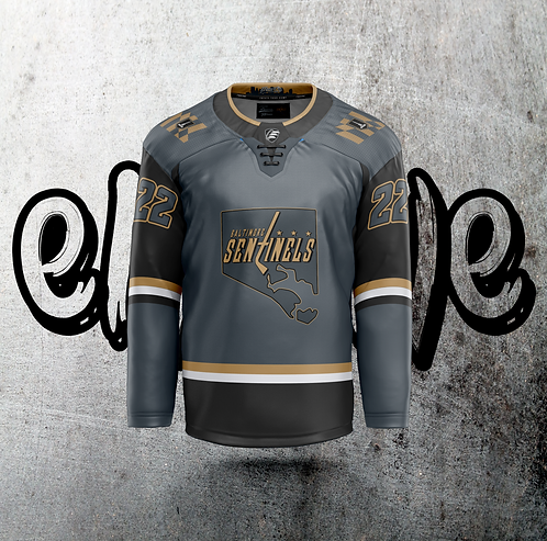 Baltimore Sentinels 'Official Game' Jersey