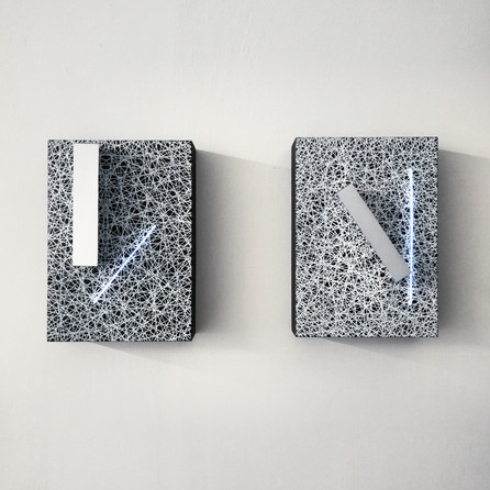 PIECES No.21 Tetris II ; PIECES No.22 Tetris III