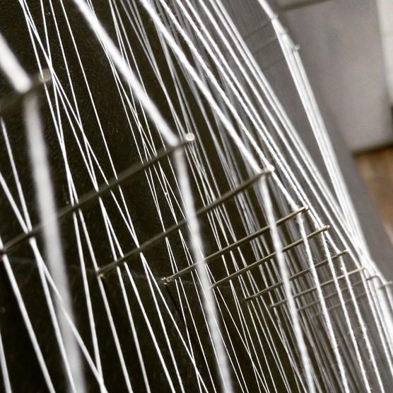 II/III No. 013 Weave (detail)
