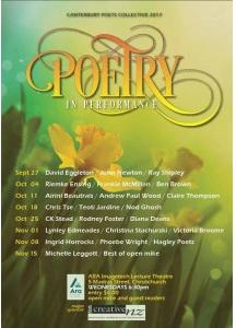 CPC Spring Reading Series
