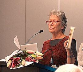 Bernadette Hall's speech notes on Contents Under Pressure