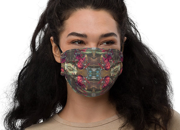 """Mirage"" face mask all-gender"
