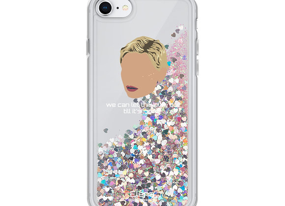 """Iconic"" Glitter iPhone Case / Limited Edition"