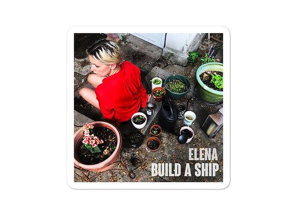 Build a Ship stickers