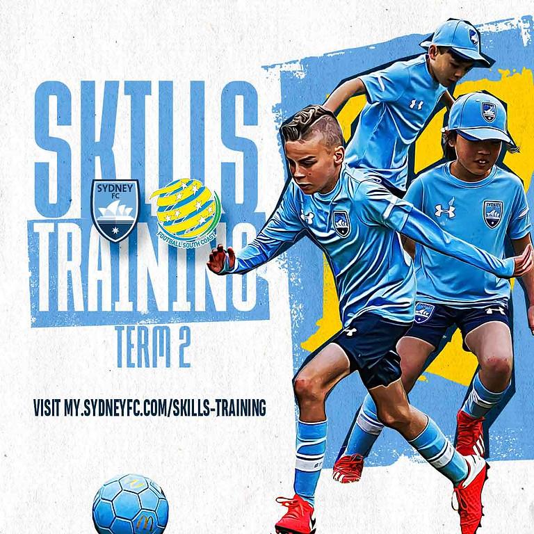 Sydney FC and FSC Skills - Term 2 Program 2021