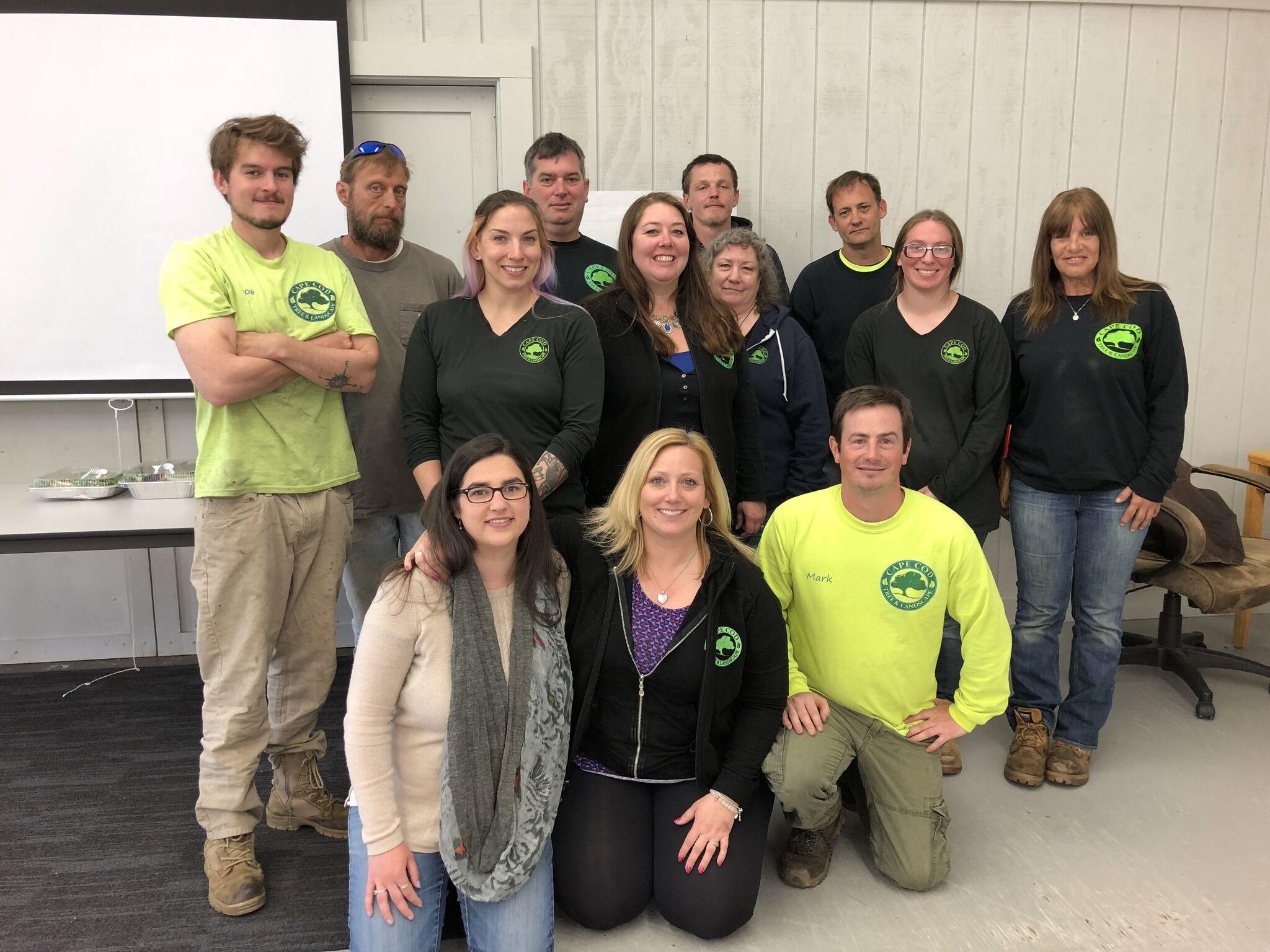 CCT&L spring staff 2018