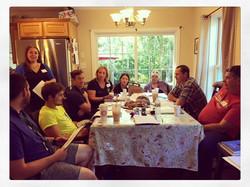 staff meeting summer 2016