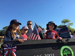 Chatham July Parade 2016
