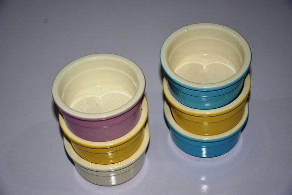 Ceramic crockery bowls