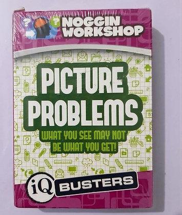 Noggin workShop Picture Problems Cards Game