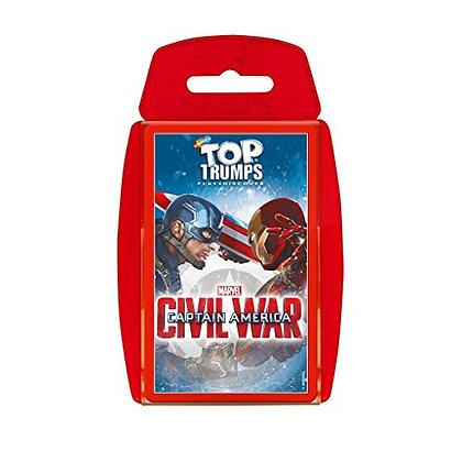 Top Trumps Civil War