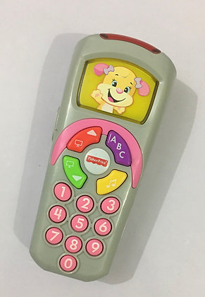 Fisher price kids learning mobile phone toy