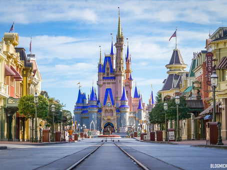 Disney -- Looking Ahead after COVID
