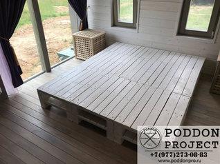 Кровать Каркас Белый.jpg