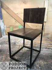 Стулья лофт, стулья из металла, стулья из поддонов