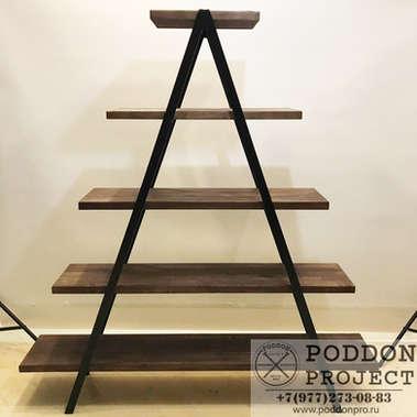 Стеллаж Лофт триугольник