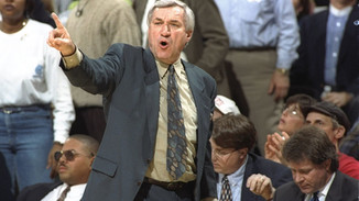 Dean Smith's Substitution System