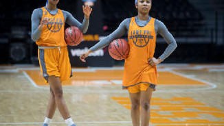 Lady Vols Perimeter Player Workout