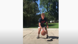 Ball Handling Warm Up