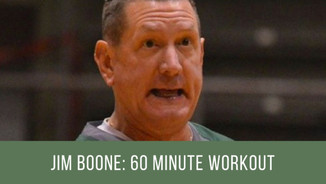 Jim Boone 60 Minute Workout