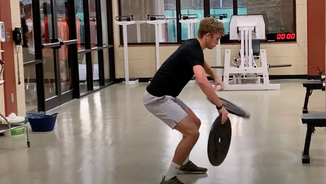A Great Superset for the Weight Room: Plate Flips