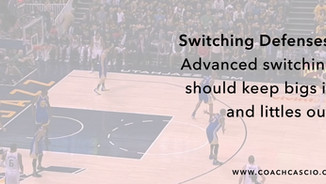 Switching on Defense