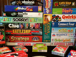 Board Games Only