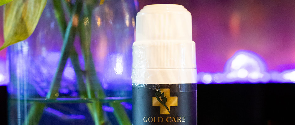 Gold Care Topical Freeze 1000mg