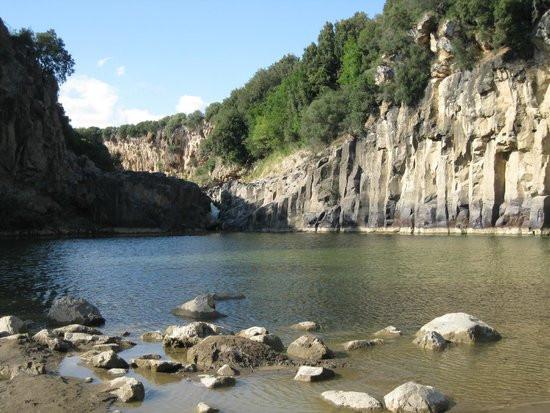 Lago Pellicone, Vulci