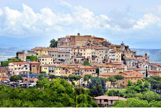 Itinerari Etruschi: Chiusi
