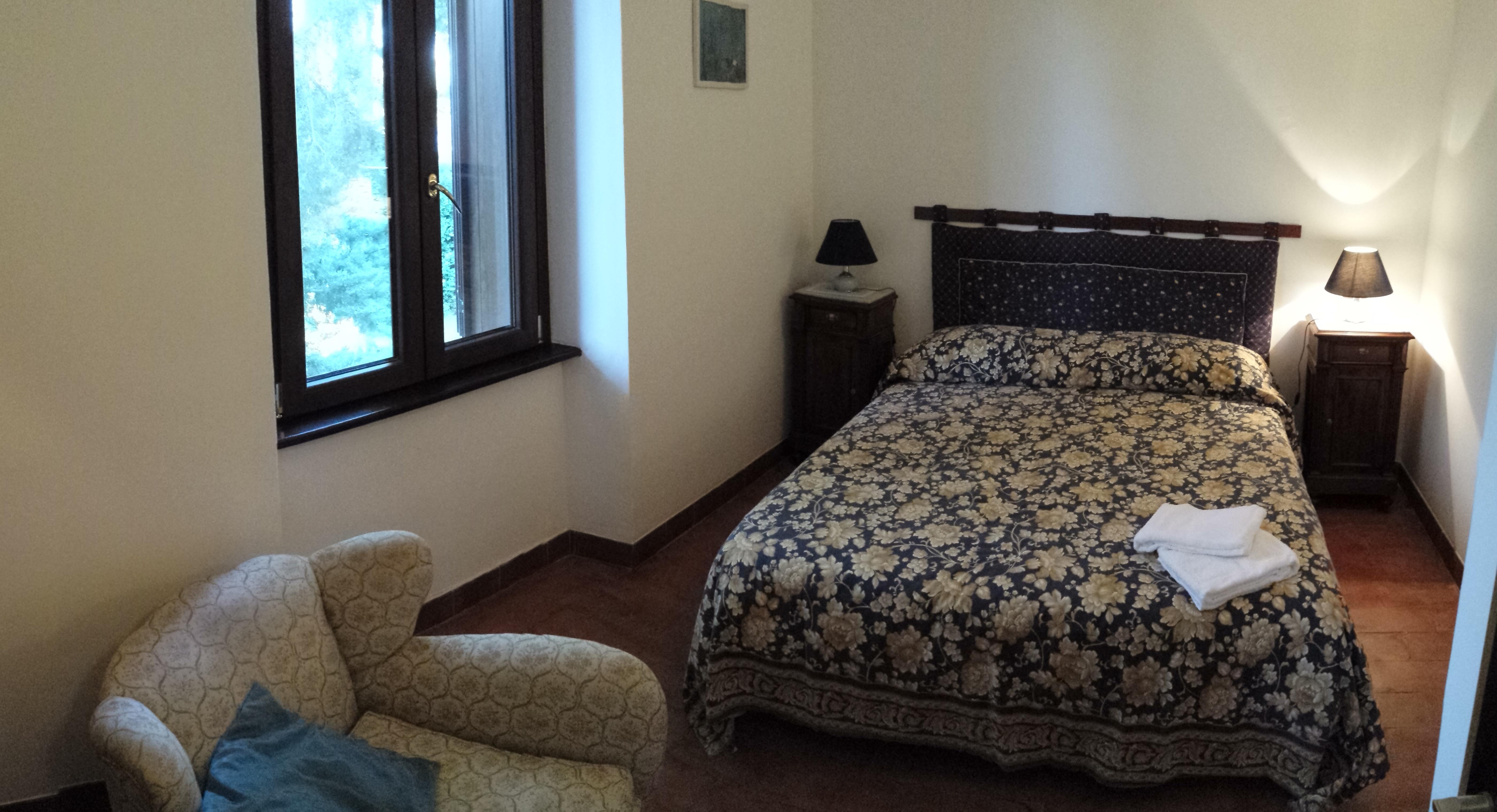 Appartamento vacanze le capinere camera