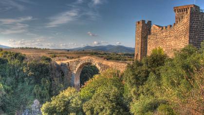 Itinerari Etruschi: Vulci