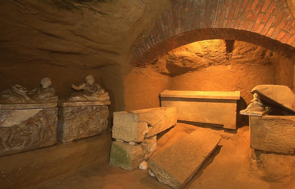 La Tomba della Pellegrina