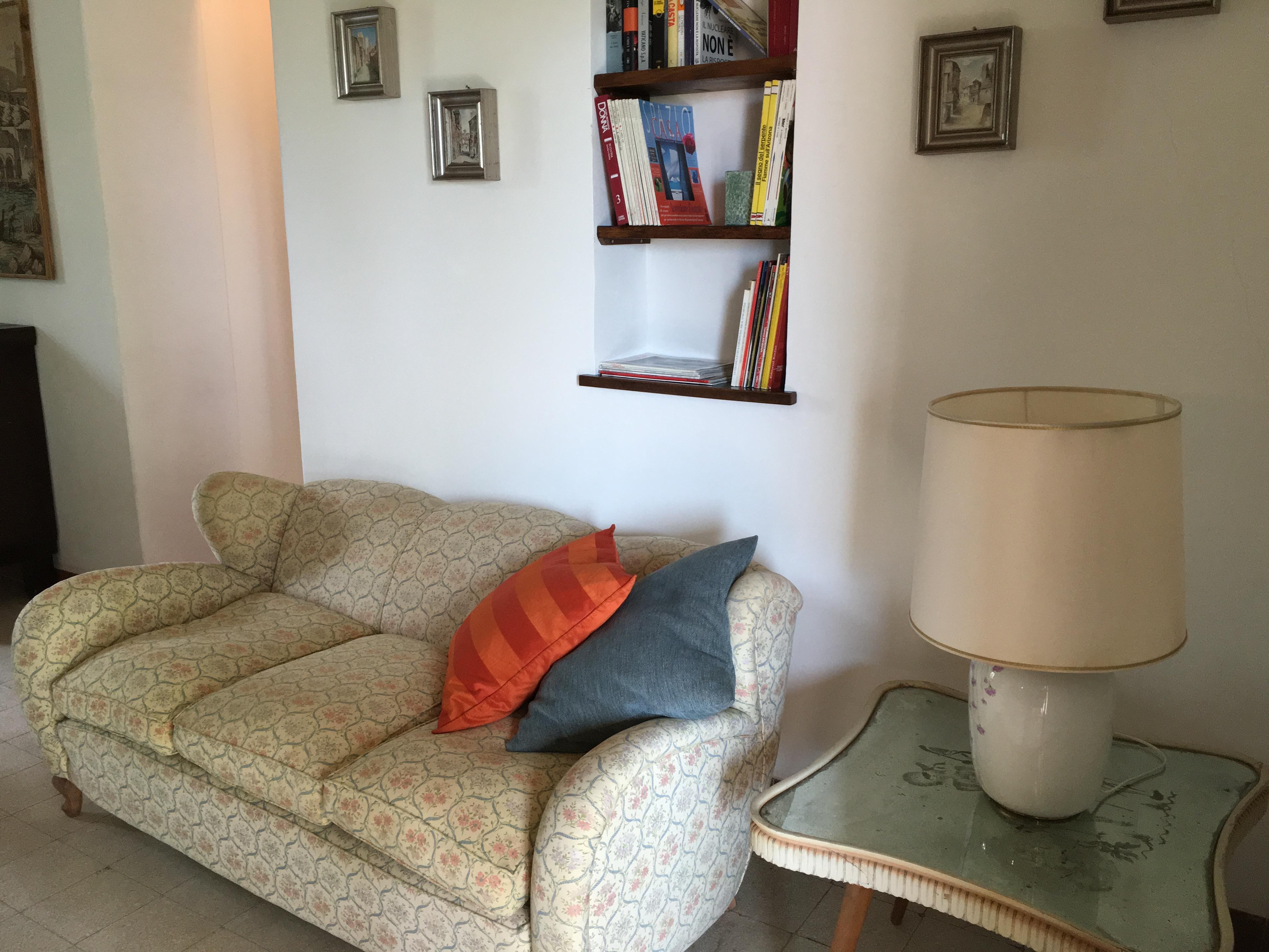 Appartamento vacanze le capinere soggiorno