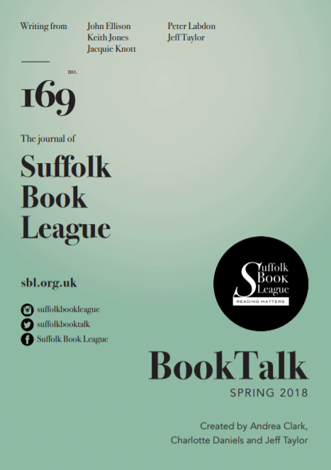 Booktalk edition 169