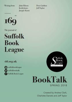Booktalk edition 169