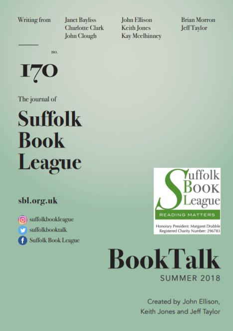 Booktalk edition 170