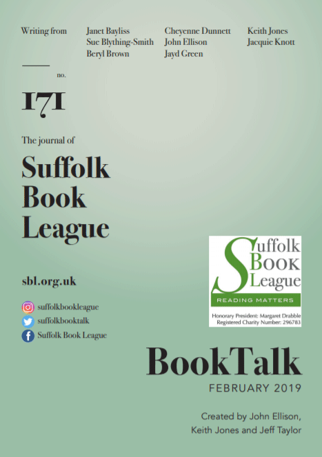 Booktalk edition 171