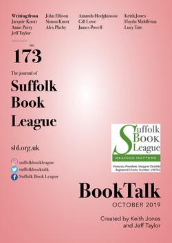 Booktalk edition 173