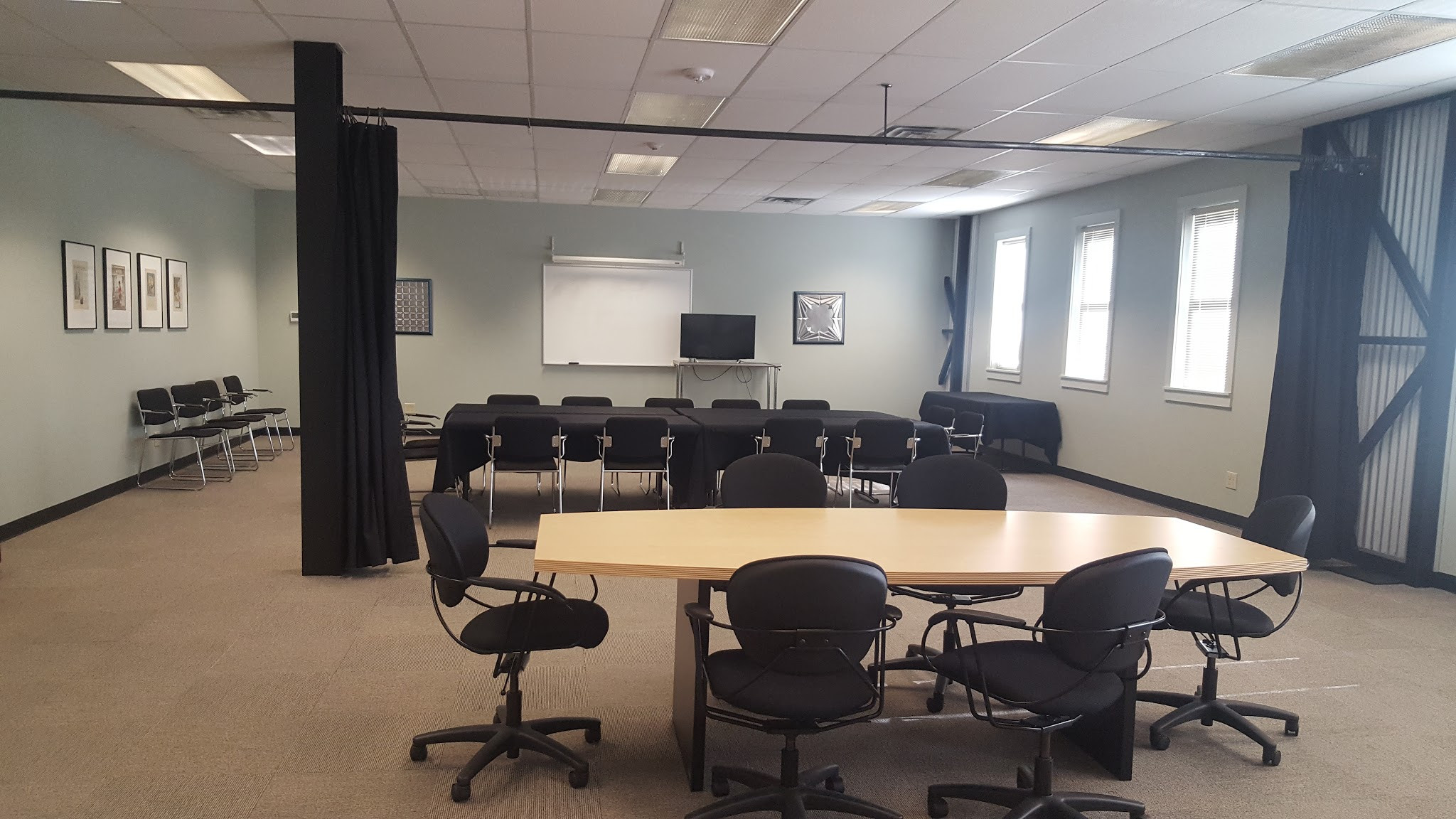 Daily Merchant Meeting Rooms