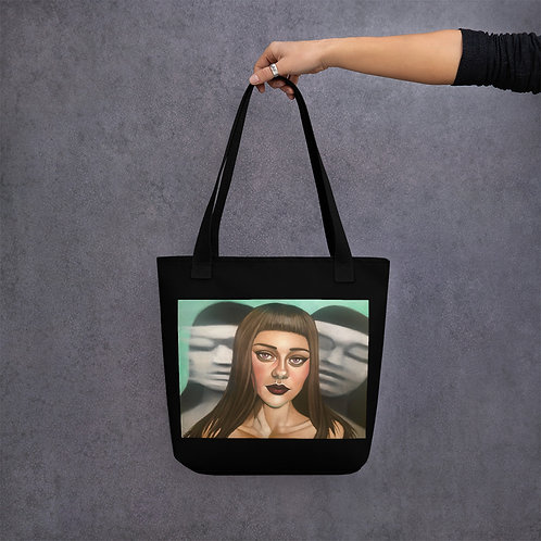 Unbounded Perceptions Tote bag