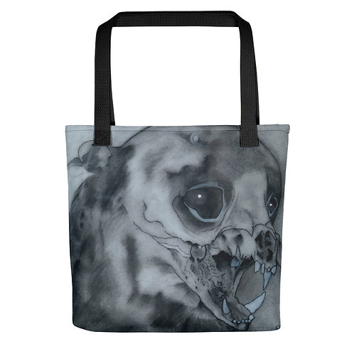 The Bearcat's Last Cry Tote bag
